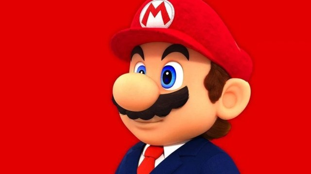 Commercial Mario