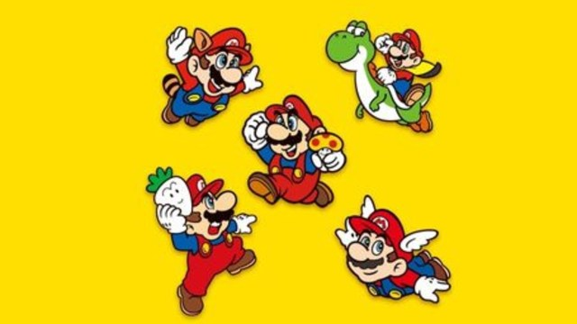 Did You Miss Out On The Super Mario Anniversary Pin Set? You're Not Alone 2