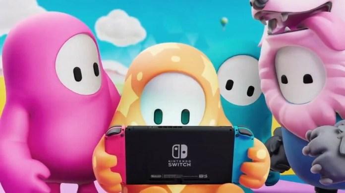 Fall Guys Ultimate Knockout Nintendo Switch