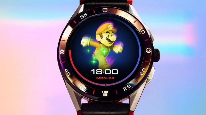Tag Heuer x Super Mario