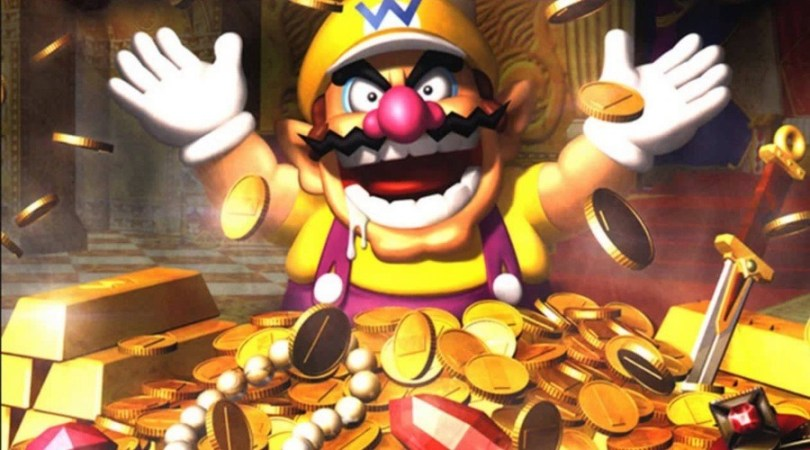 Wario knows what's up