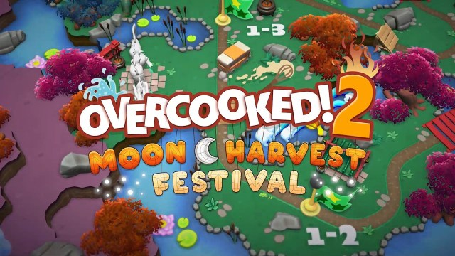 Overcooked 2's Moon Harvest DLC Adds New Levels, Recipe And More 2
