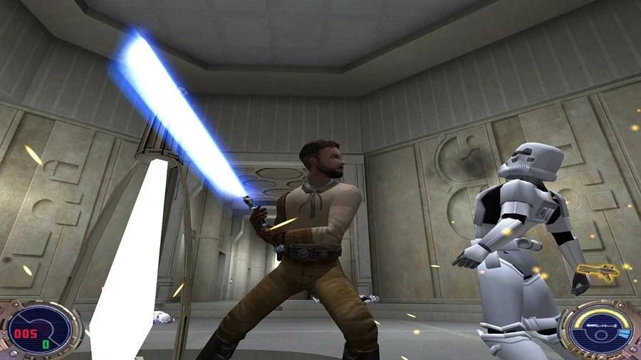 Star Wars Jedi Knight Ii Jedi Outcast