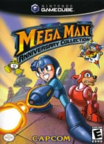 Mega Man Anniversary Collection (GCN)