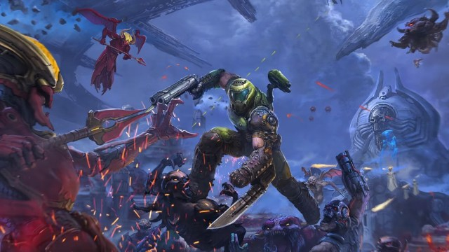 id Software Reveals The First Campaign Expansion For DOOM Eternal 3