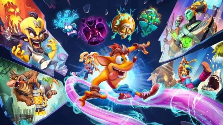 Crash Bandicoot 4.original
