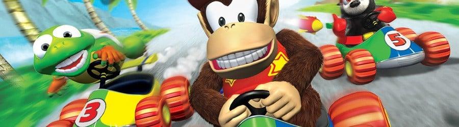 Diddy Kong Racing (N64)