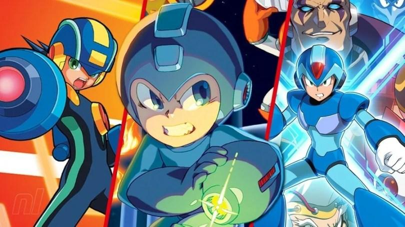 Best Mega Man Games