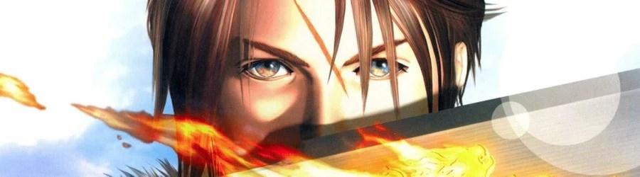 Final Fantasy VIII Remastered (Switch eShop)