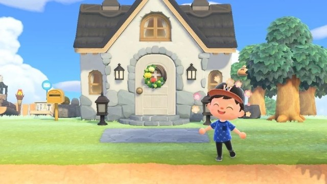 Animal Crossing Fully Upgraded House
