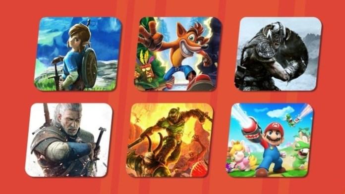 Nintendo Digital Deals