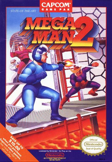 Weirdness The Mystery Of The Mega Man 2 Box Art Pistol Is