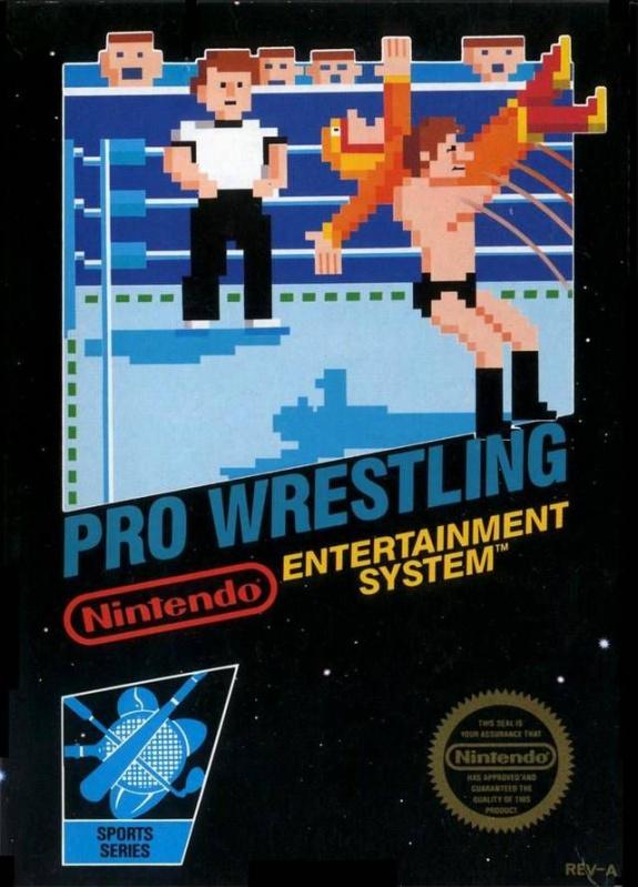 Pro Wrestling NES Reviews