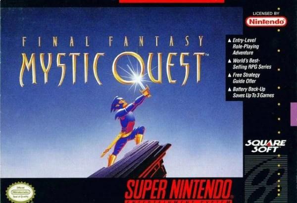 Image result for final fantasy mystic quest