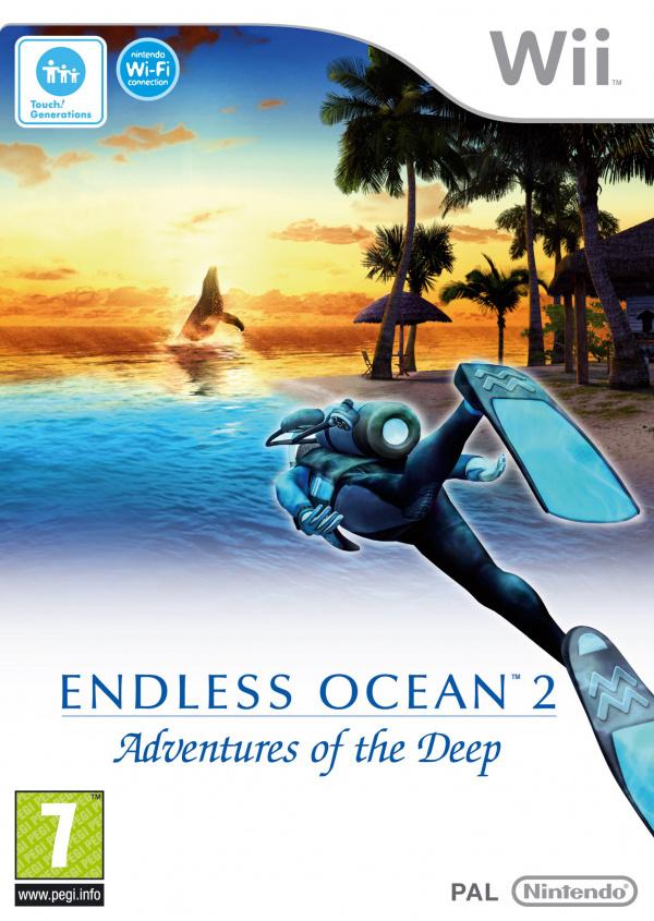Endless Ocean 2 Adventures Of The Deep Wii Screenshots