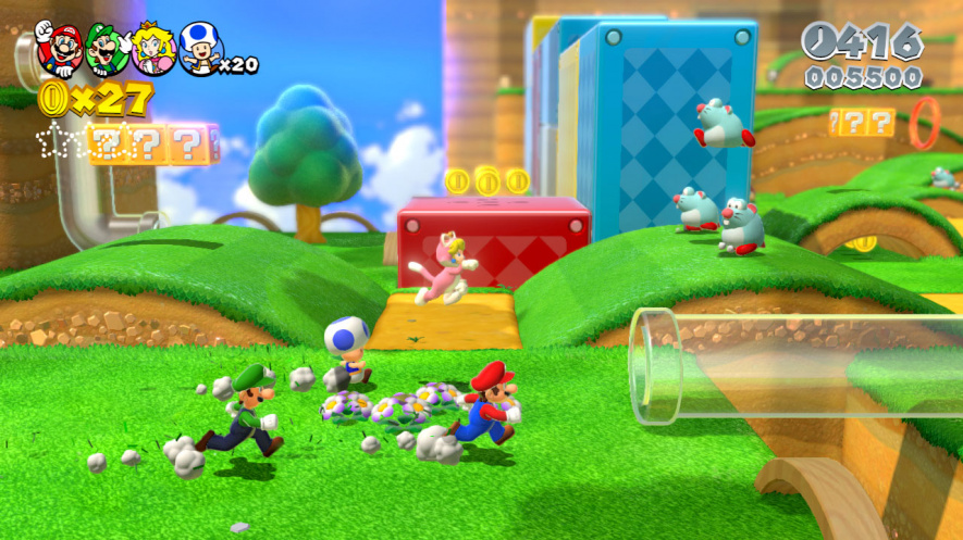 Image result for multiplayer mario