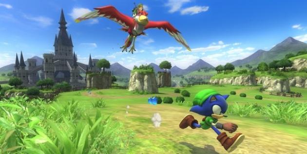Sonic Lost World DLC