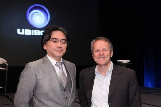 Ubisoft Iwata