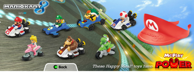MK8 Happy Meal