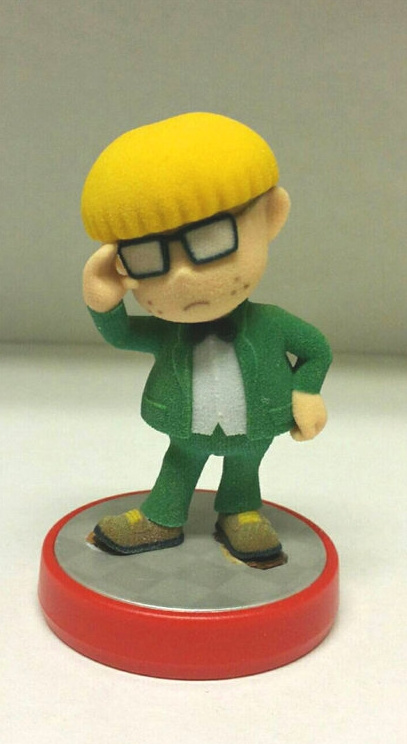 Random Fan Creates Custom Amiibo Of EarthBound Cast And Pokmon Trainer Red Nintendo Life
