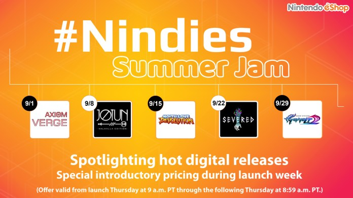 Image result for Nindies Summer Jam
