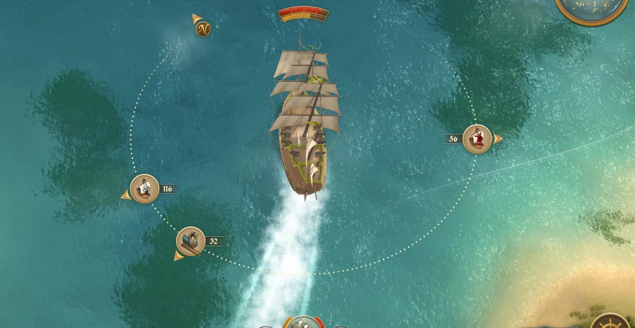 Of Ships & Scoundrels Could Bring Sid Meier's Pirates-Style