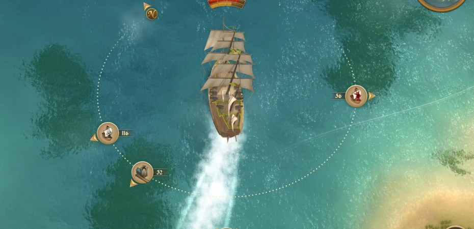 Of Ships & Scoundrels Could Bring Sid Meier's Pirates-Style Antics