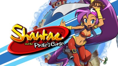 Shantae And The Pirate's Curse Comes To The Switch Next Week ...