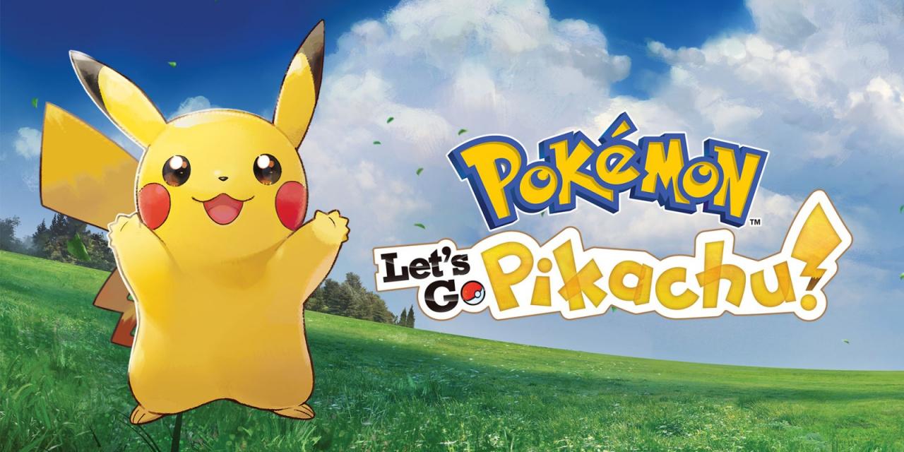 pokemon lets go pikachu guide