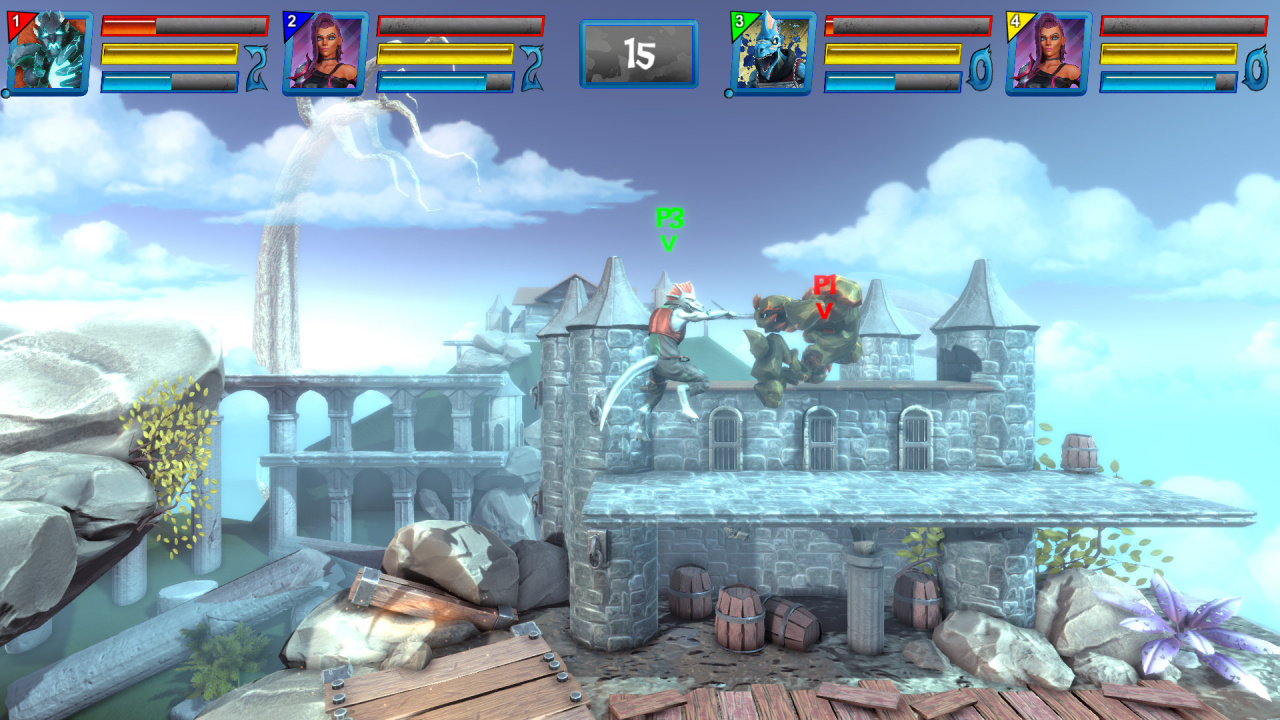 Go All Out Aims To Put A Spin On The Classic Super Smash