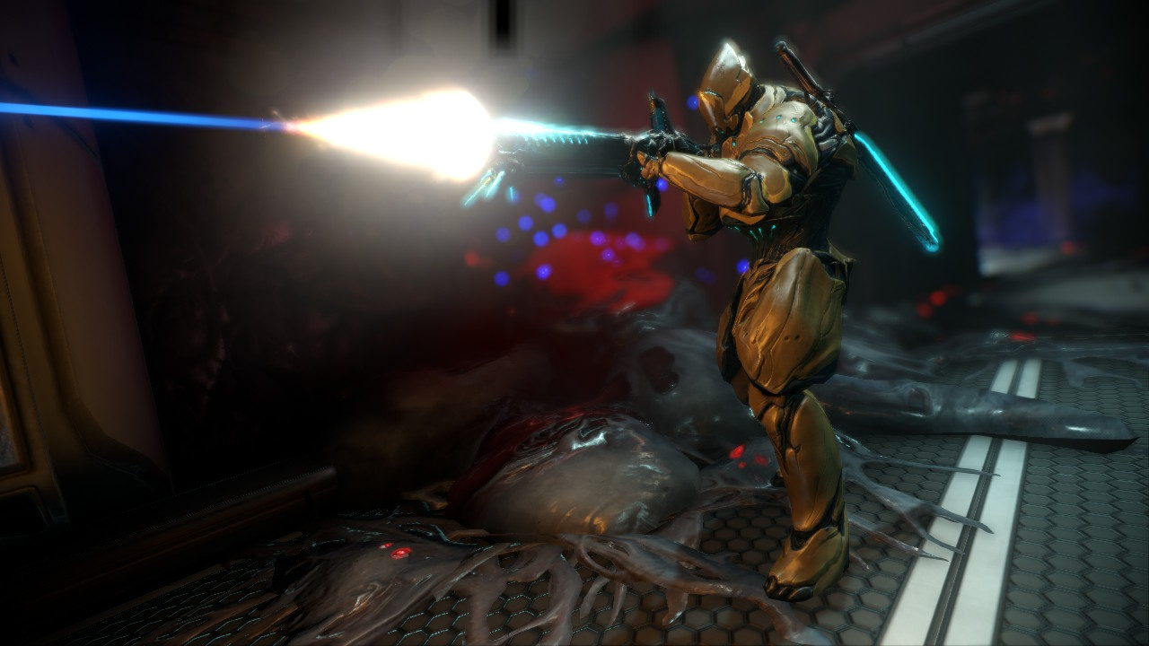 Panic Button Is Porting Online Co Op Hit Warframe To Nintendo Switch Nintendo Life