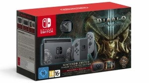 This Diablo III Limited Edition Switch Console Hits Stores Next Month