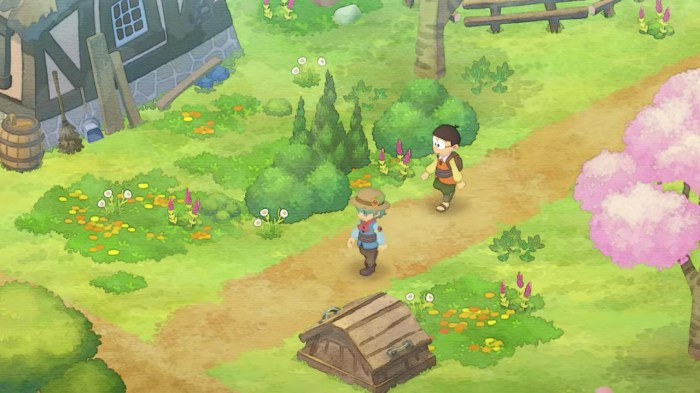 Doraemon Story Of Seasons Heads West On Switch This Autumn