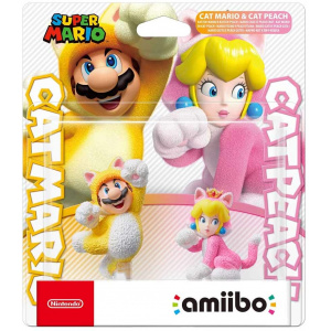 Guide: Where To Pre-Order The Adorable Cat Mario And Cat Peach amiibo 2