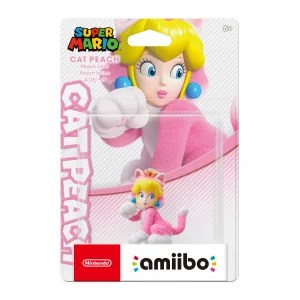 Guide: Where To Pre-Order The Adorable Cat Mario And Cat Peach amiibo 5