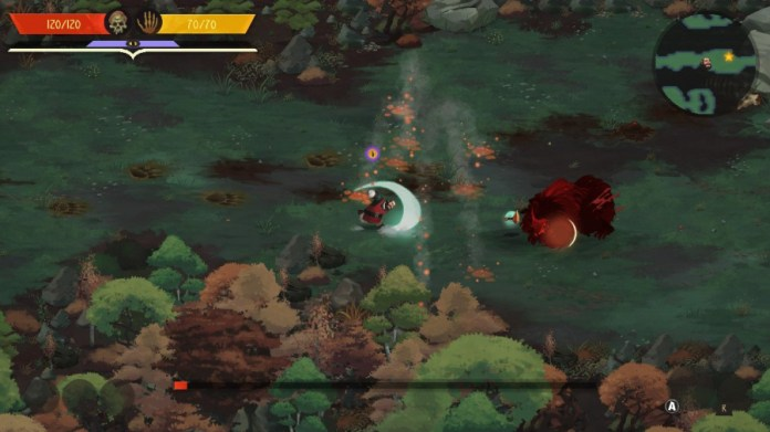 Yaga Review - Screenshot 3 of 4