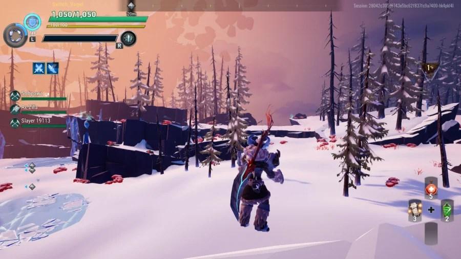 Dauntless Review - Screenshot 5 of 6