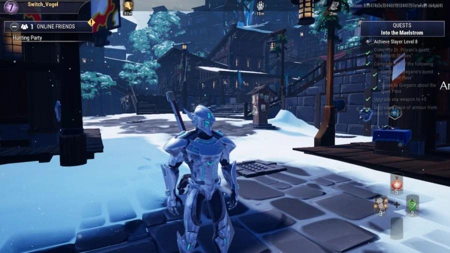 Dauntless Review - Screenshot 3 of 6
