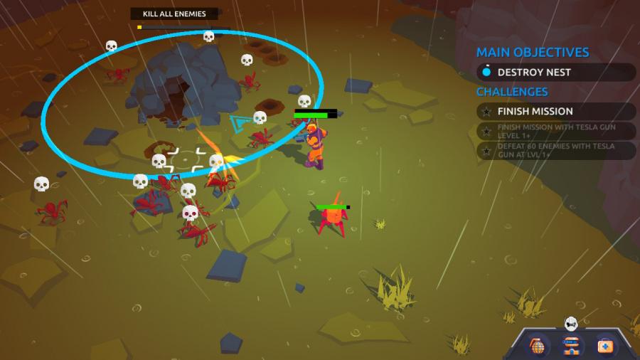 Space Pioneer Review - Screenshot 2 of 2