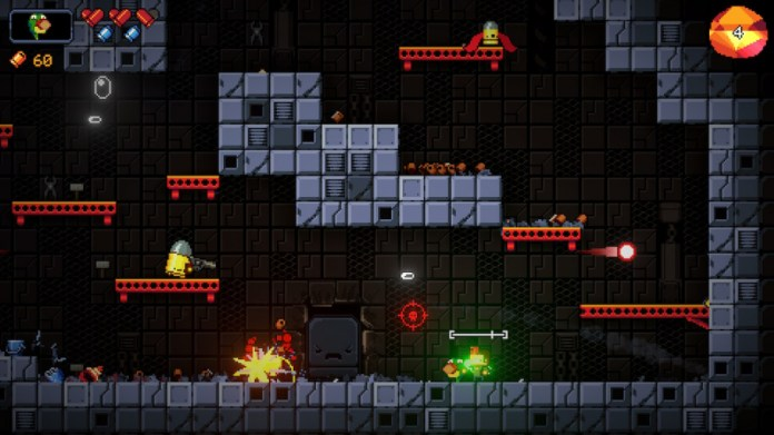 Exit the Gungeon Review - Screenshot 3 of 5