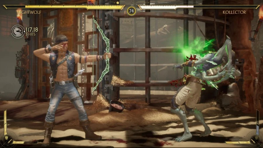 Mortal Kombat 11: Aftermath Review - Screenshot 2 of 4