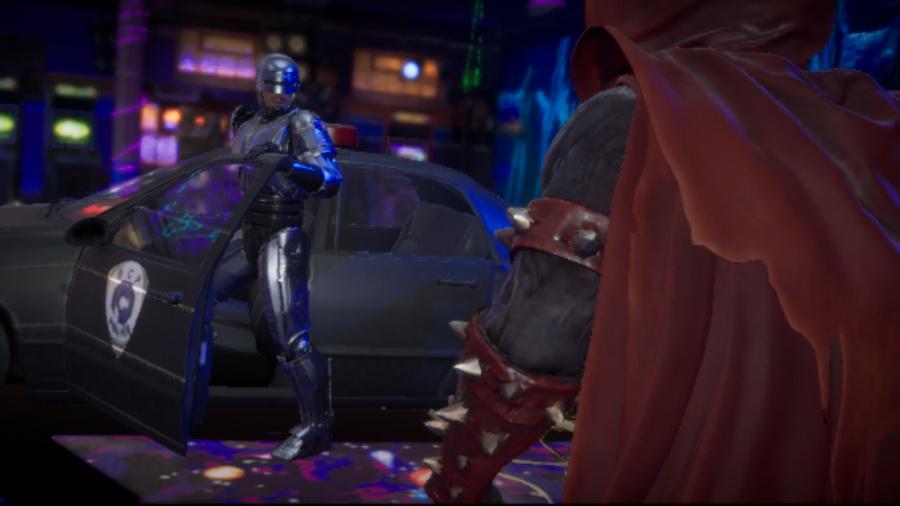 Mortal Kombat 11: Aftermath Review - Screenshot 1 of 4