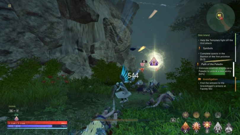 Skyforge Review - Screenshot 2 of 5