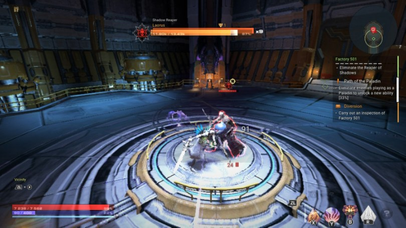 Skyforge Review - Screenshot 3 of 5