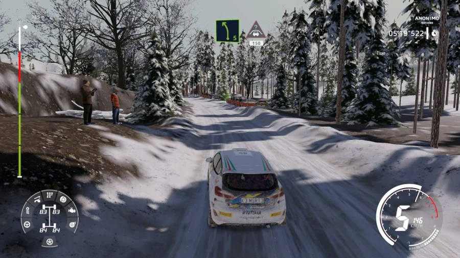 WRC 9 The Official Game Review - Screenshot 1 of 6