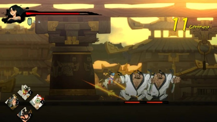 Bladed Fury Review - Screenshot 1 of 4