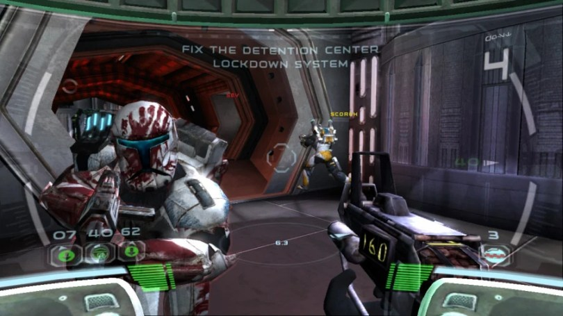 Star Wars: Republic Commando Review - Screenshot 1 of 4