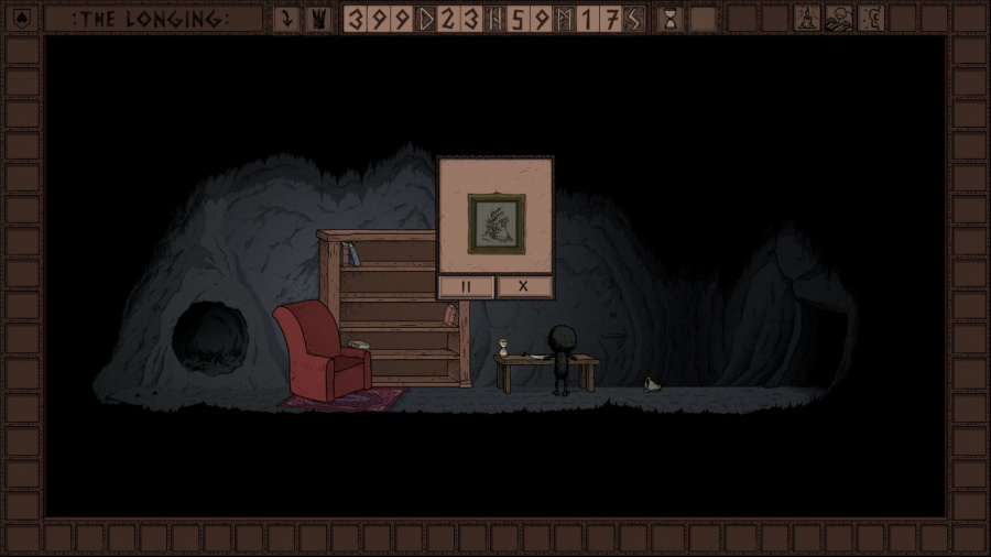 The Longing Review - Screenshot 1 of 4