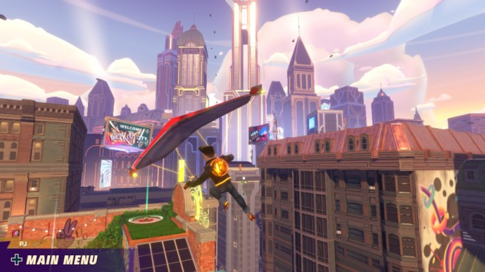Knockout City Review - Screenshot 1 of 6