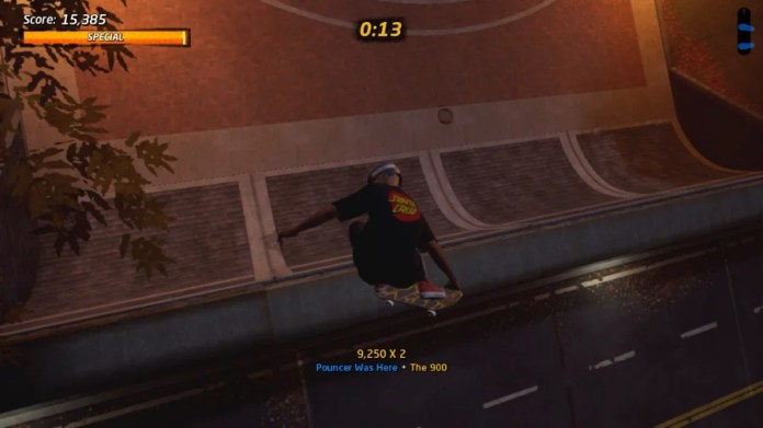 Tony Hawk's Pro Skater 1 + 2 Review - Screenshot 1 of 5